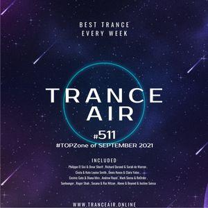 Alex NEGNIY - Trance Air #511 - #TOPZone of SEPTEMBER 2021