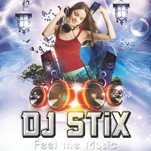 DJ STiX - Feel The Music ( January PromoMix 2013 )