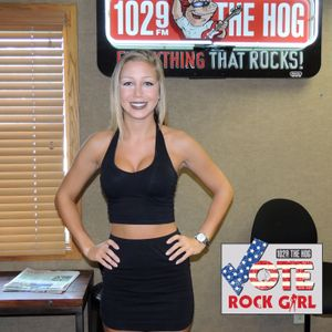 Rock Girl Finalist Dagger in-studio interview