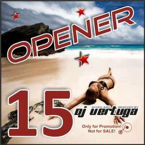 Dj Vertuga Opener 15 (Deep House)