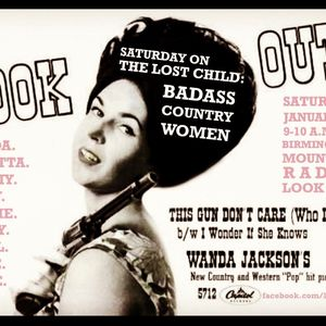 THE LOST CHILD, EPISODE 241: BADASS COUNTRY WOMEN