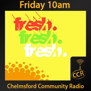 Fresh Friday - @CCRFreshFriday - Amy Lee & Ryan Sewell - 26/06/15 - Chelmsford Community Radio