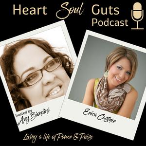 Episode 006: Erica Castner: Living a Life of Power & Poise