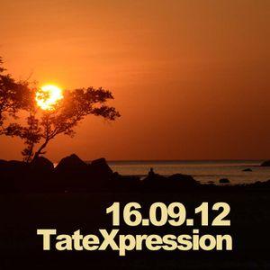 TateXpression 16/09/12