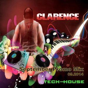 September Promo Mix 09.2014 [Tech-House]