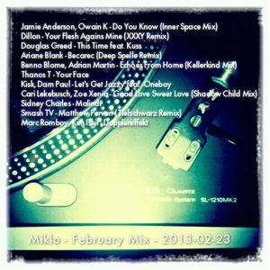February Mix - 2013-02-23