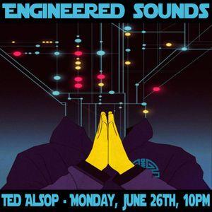 Red Lantern Sounds | Ted Alsop DJ set at Natt Spil 6/26/2017