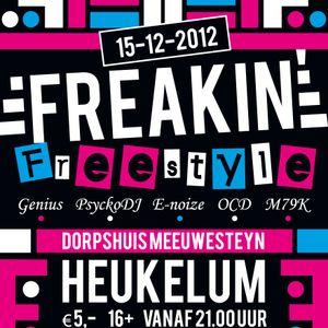 Freestyle promo mix by E-noize