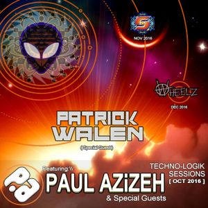 Paul Azizeh Presents TL Sessions: Episode 22 Feat. Patrick Walen