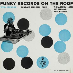 Funk On The Roof Live Sample Mix