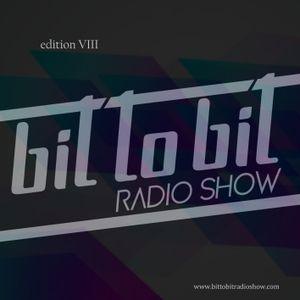 """Bit to Bit Radio Show"" edition VIII - November 2012 by Capo & Comes"