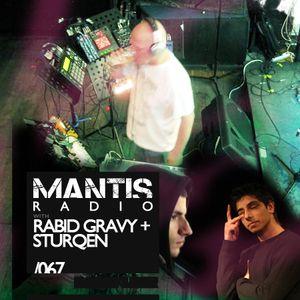 Session for MANTIS Radio 22/08/201