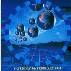 Kenny Ken - World Dance 5th February 1994