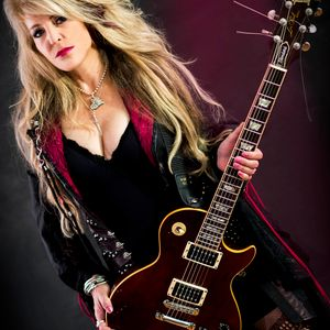 Interview with Janet Gardner from Vixen on the Friday NI Rocks Show 21st July 2017