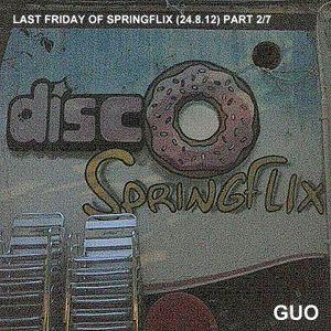 Guo - Last Friday of Springflix (24.8.12)