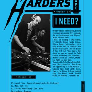 I NEED ? / Party Harders Mixtape #2