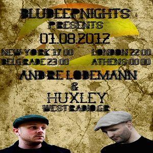 BluDeepNights on Westradio Vol.19 Huxley and Andre Lodemann