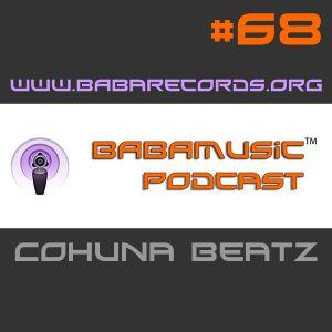 Babamusic Radio #68 presents Cohuna Beatz