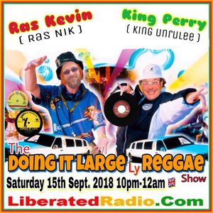 King Unrulee..Monthly Vinyl Session..Liberated Radio..
