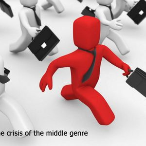 The crisis of the middle genre