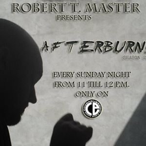 AFTERBURNER on CODEKANS RADIO 26-03-11 - ROBERT T. MASTER special LIVE SESSION