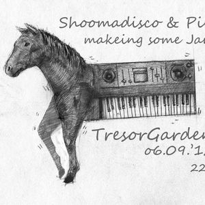 Shoomadisco~Under The Hudred 07 Jam w/Pile on Keyboards