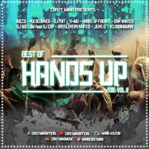 Crazy Mind Best Of Hands Up 2016 Volume 2