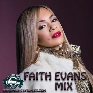 FAITH EVANS MIX