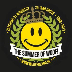 DJ Deltuh-Warming Up For Wooferland=mix= 29-08-2013