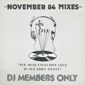 DMC Issue 22 Mixes November 84