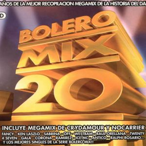 Bolero Mix Megamix 19 - 23