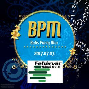 Mr. Tom - BPM (2017.07.07.) - Live @ Fehérvár Rádió