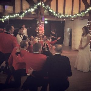 Major and Mrs Riley's Wedding Pt 1