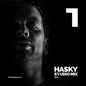 Hasky @ Techno Gang /Studio Mix 2015
