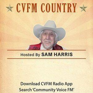 CVFM Country with Sam Harris Sunday 13 June 2021