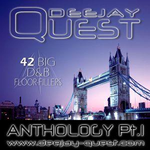 Deejay Quest - Anthology Pt.1 (Aug 2012)