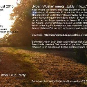Noah presents: Electronic Trash Mountain Impressions....2010