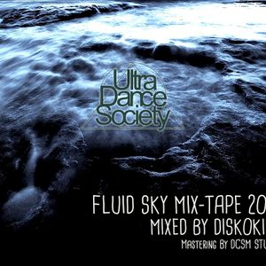 FLUID SKY MIX-TAPE BY DISK0KIDZ