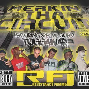 Merkin Tha Circuit Vol.1 feat. Tuggawar