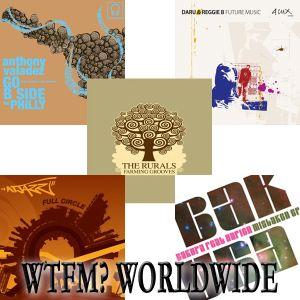 """WTFM? Worldwide """"Music Mix #1"""""""