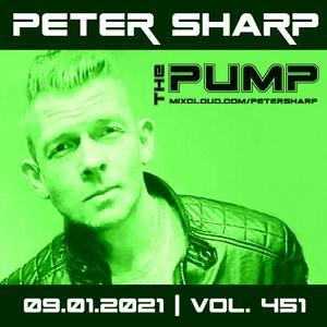 Peter Sharp - The PUMP 2021.01.09.