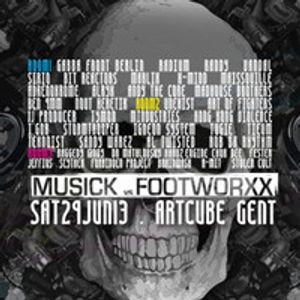 Brainwash & Fester @ MuSick vs Footworxx (29/06/2013)