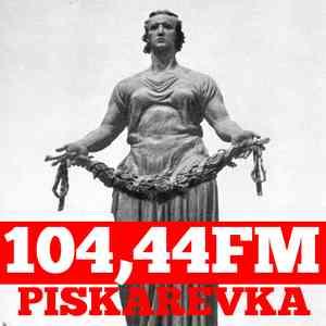 104,44 FM on Mixlr