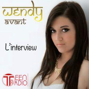 Interview de Wendy sur Teen Radio.