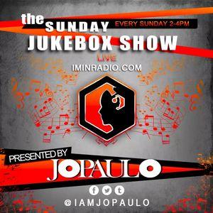 JO PAULO - The Sunday Jukebox Show 28/6/2015| IMINRADIO.COM | Fresh Music & Oldschool Hits