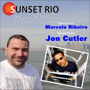 Marcelo Ribeiro Show with Jon Cutler - Segunda/Monday - 29-06-2010