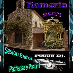 Sesión Exitos Romeria Puebla del Principe 2017 by POSAN DJ.