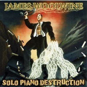 The Album Show feat James Woolwine and Solo Piano Destruction