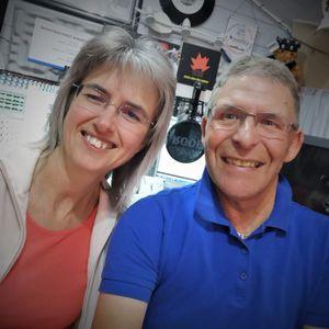 Martin & Wendy LIVE on RNI 5-7pm Sunday 30 May 2021
