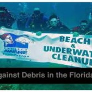 Removing Marine Trash from Key Largo Coral Reefs - in conversation with Brian Barnes